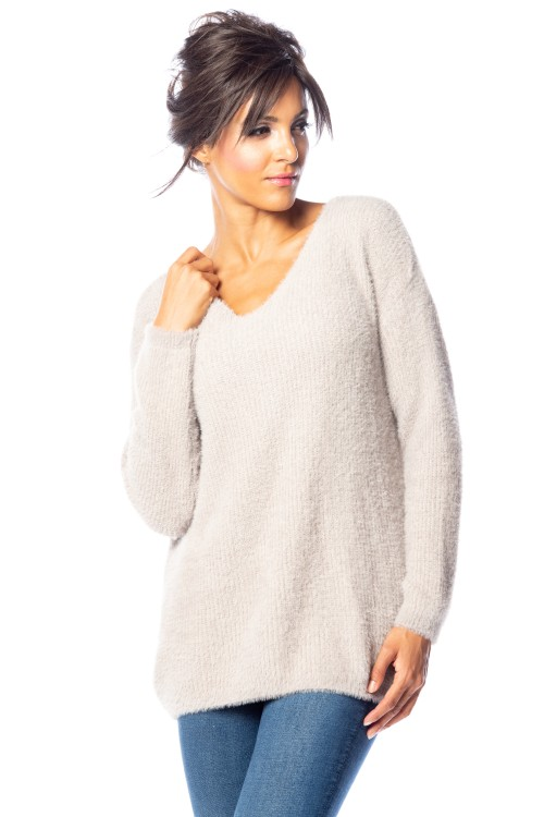 Pull cachemire maille cachemire
