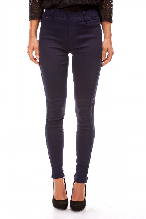 Jegging avec galon lurex