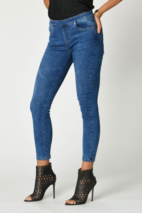 Jegging bleu used